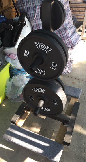Olympic Weight Plates and Collars for Sale in Orange, CA