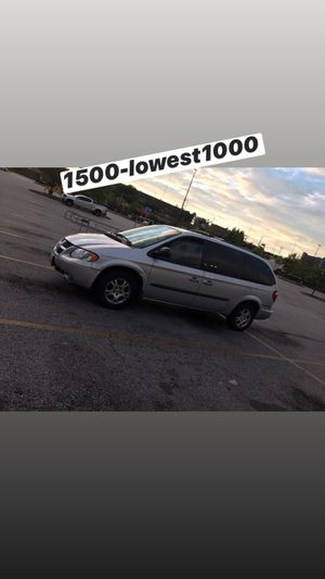 Dodge Grand Caravan for Sale in Baltimore, MD
