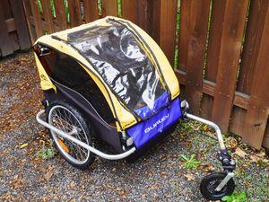 Burley d'light kids bike trailer/stroller for Sale in Portland, OR