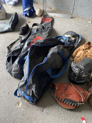 Baseball/softball equipment for Sale in Farmingdale, NY