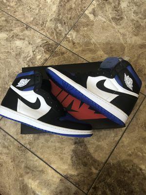 Jordan 1 royal toe for Sale in Sterling Heights, MI