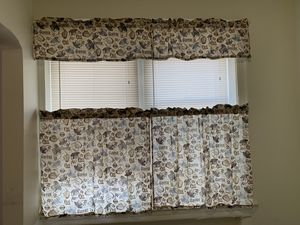 Handmade kitchen curtains for Sale in Philadelphia, PA