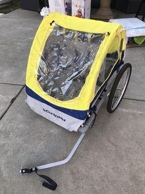 Schwinn double bike trailer for Sale in Richmond, CA