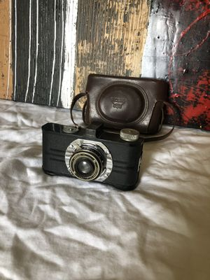 Argus IRC f-4.5 anastigmat Film Camera With leather case for Sale in Cockeysville, MD