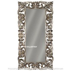NEW, METAL FLOOR MIRROR, ANTIQUE GRAY, SKU#A8010131 for Sale in Westminster,  CA