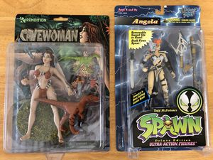 Collector's Female Action Figures for Sale in Poway, CA