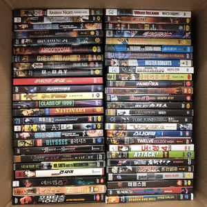 Collection of Asian cinema kung fu karate movies Pawn Shop for Sale in Vista, CA