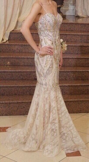 Long evening gown dress (Terani) for Sale in Wixom, MI