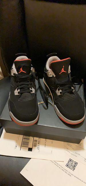Brand new Jordan Retro 4 for Sale in Boynton Beach, FL
