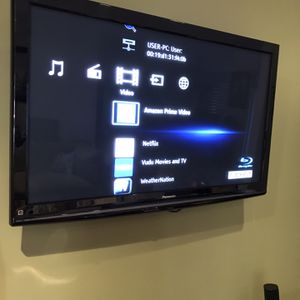 55 Inch Panasonic Flat TV for Sale in Los Angeles, CA