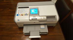 $25-HP Photo Smart Digital Inkjet Printer D7260 for Sale in Arlington, VA