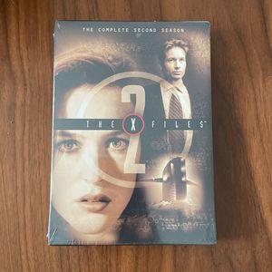 The X-Files Season 2 - DVD for Sale in Arlington, VA
