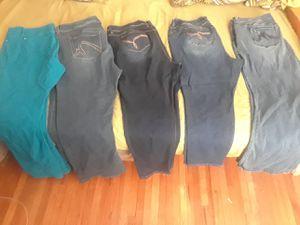 Women's plus size 24 jeans for Sale in Wadena, MN