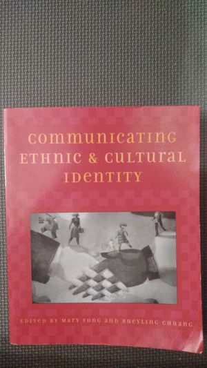Communicating Ethnic & Cultural Identity for Sale in DEVORE HGHTS, CA