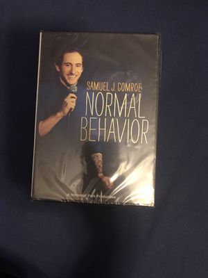 NEW COMEDY DVD OF SAMUEL COMROE for Sale in Sanger, CA