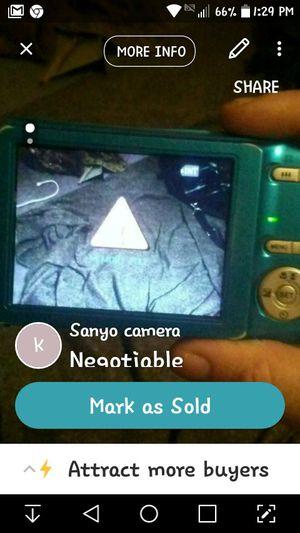Sanyo camera for Sale in Pineville, LA