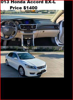 ֆ14OO_2013 Honda Accoard for Sale in Sacramento, CA