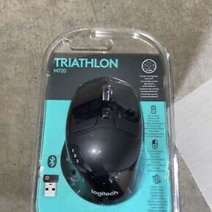 BRAND NEW SEALED Logitech M720 triathlon wireless mouse for Sale in Los Angeles, CA