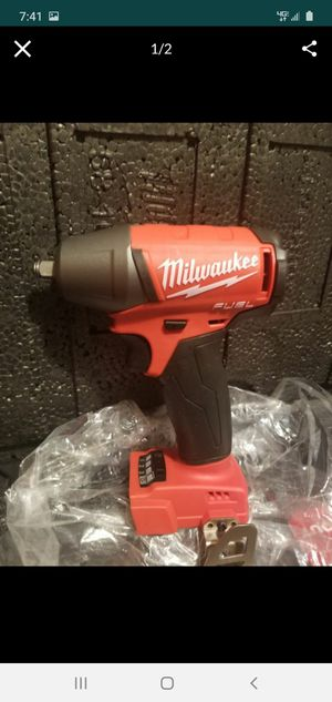 Brand new milwaukee impact wrench 3/8 4 speed for Sale in Bakersfield, CA