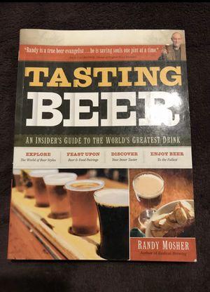 Tasting Beer Book for Sale in Harrisonburg, VA