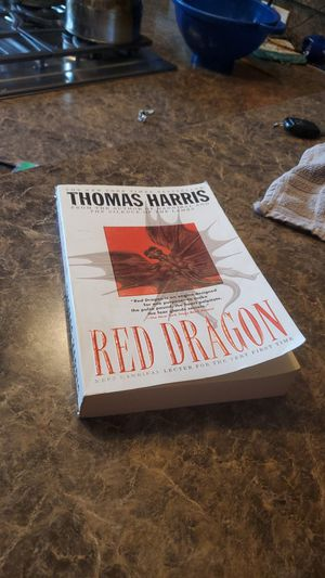 Red Dragon- Thomas Harris (Paperback) for Sale in Overbrook, WV