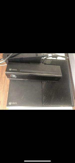 X Box One + Kinect Sensor + power supply brick for Sale in Miami Beach, FL
