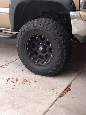 XD Series 18x10 6 lug for Sale in Harlingen, TX