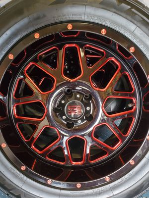 20 x 9 XD Grenade Red for Sale in Bel Air, MD