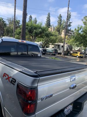 F150 bed cover for Sale in La Mesa, CA