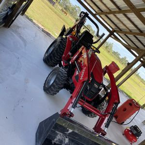 2020 TYM Diesel Tractor T264 with Backhoe for Sale in Frostproof, FL