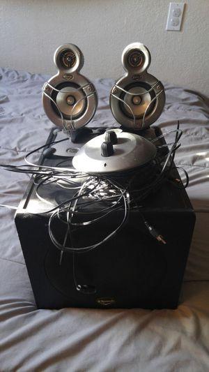 Klipsch ProMedia GMX A-2.1 Speaker System for Sale in Campbell, CA