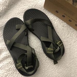 Olive green Chacos for Sale in Dallas, TX