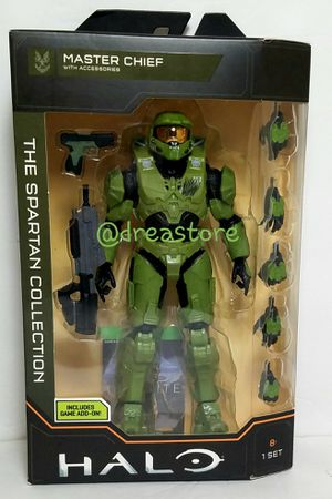 HALO Master Chief Figure With Accessories The Spartan Collection Series 1 for Sale in West Hollywood, CA