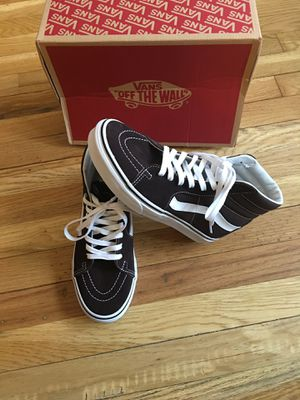 Vans size 7 men's brown for Sale in The Bronx, NY