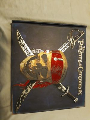 Pirates of the Caribbean book for Sale in Jenison, MI