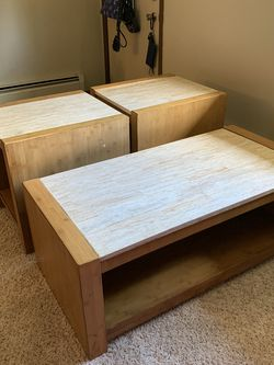 Coffee Table And End Tables for Sale in Stow,  OH