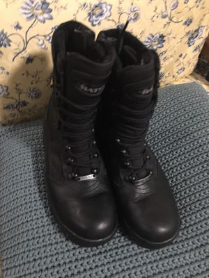 """BATES 8"""" GX BOOTS for Sale in Los Angeles, CA"""