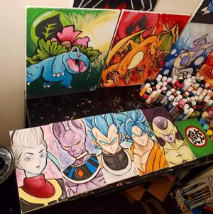 Resurrection F Set! By Quil - Dragonball Z for Sale in Tracy, CA
