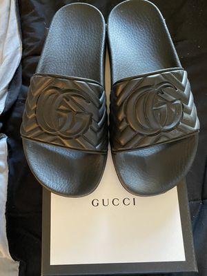 Gucci Women's Slides Size 7 (37) for Sale in Chandler, AZ