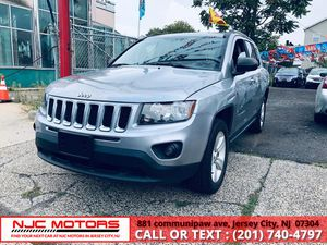 2016 Jeep Compass for Sale in Jersey City, NJ