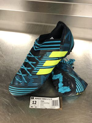 NEW ADIDAS NEMEZIZ TANGO 17.3 INDOOR/TURF SOCCER ⚽️ SHOES SIZE-12 MENS for Sale in Savage, MD