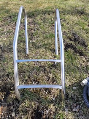 Inground pool ladder for Sale in Pittsburgh, PA
