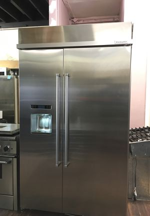 "Kitchen Aid 48"" Built In Fridge for Sale in West Covina, CA"