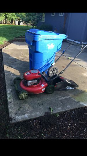 Lawn mower for Sale in Tacoma, WA