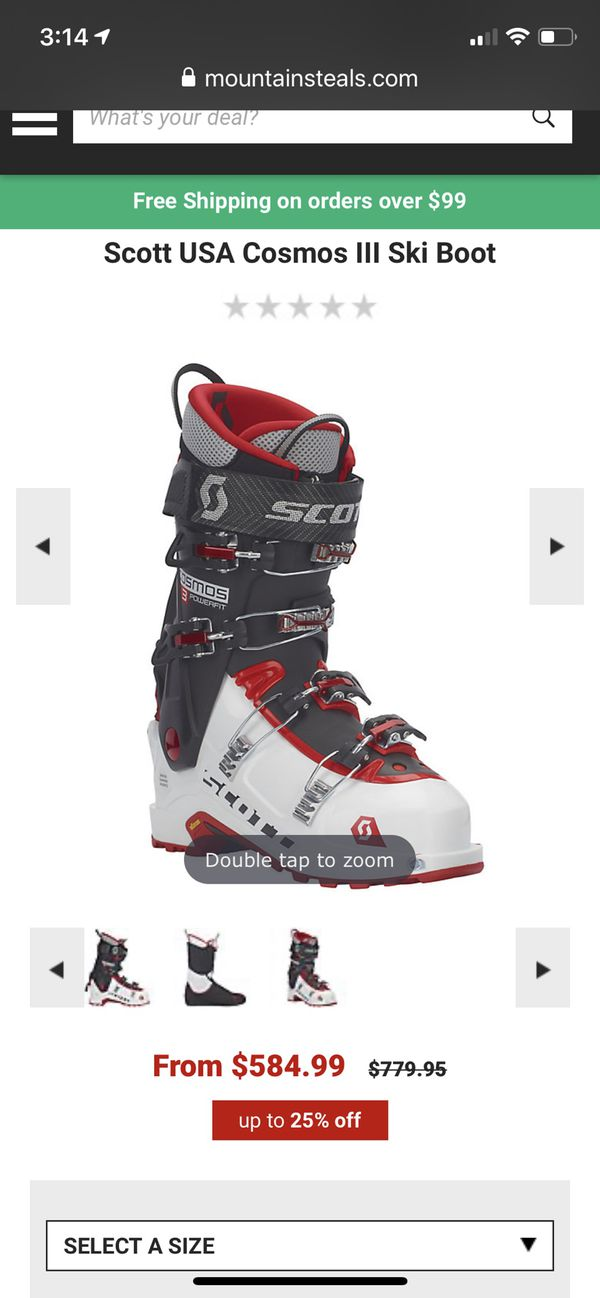 New Sky boots negotiable price