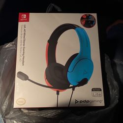 New Nintendo Lvl 40 Wired Stereo Gaming Headset for Sale in Orlando,  FL