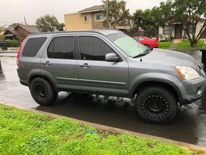 Honda CRV 4Wdrive 2005 for Sale in San Diego, CA