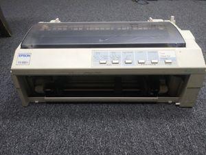 Epson dot matrix printer for Sale in Santa Ana, CA