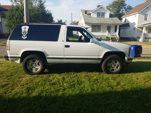 1996 Chevy Tahoe LS for Sale in Warrensville Heights, OH