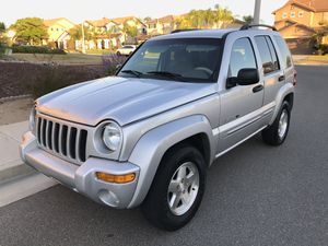 2003 Jeep Liberty limited edition for Sale in March Air Reserve Base, CA